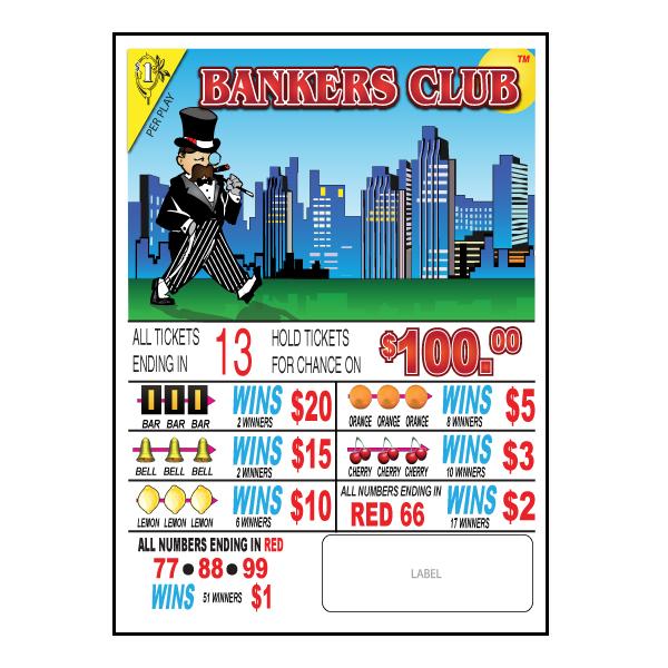 Bankers Club / J-13/J-NLS/ Flare Card