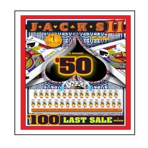 Jacks II / 603-117 Flare Card