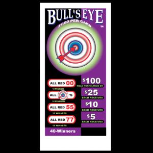 Bull's Eye / J-BE672 Card