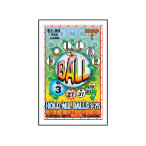Dollar Ball / J-DB75 Card