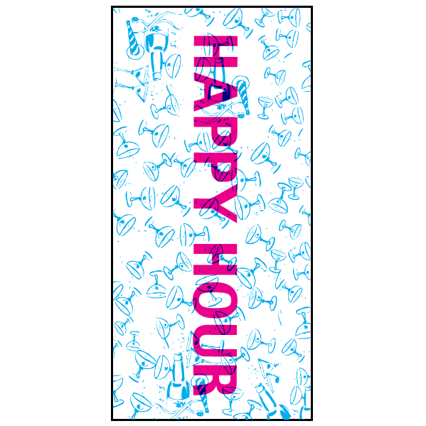 Happy Hour / J-298 Card
