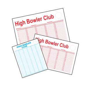 High Bowler Club