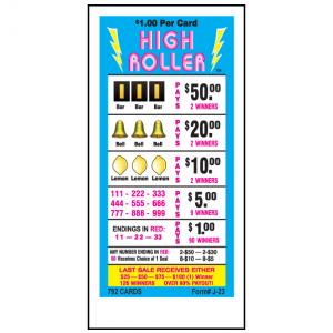 High Roller / J-23 Card