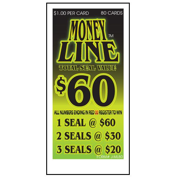 Money Line / J-ML80 Card