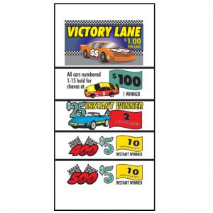Victory Lane / J-VL312 Card