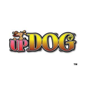 Monthly Art March 2016 Up Dog Slide 1