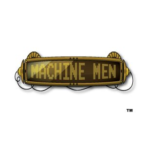 Monthly Art March 2016 Machine Men Slide 1
