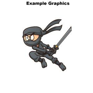 Monthly Art March 2016 Ninja Nights Slide 2