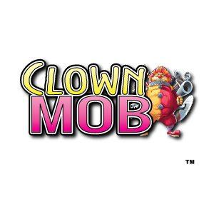 Monthly Art April 2016 Clown Mob Slide 1
