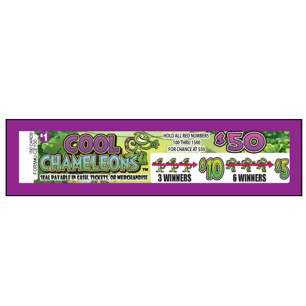 Coo Chameleons / J-CE150