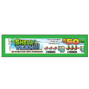 Shell Yeah / J-SY150 Card