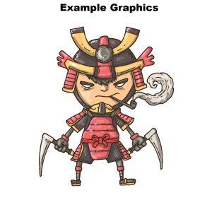 Oh My! Samurai 2