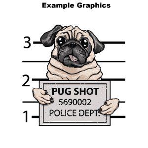 Pug Shot 2
