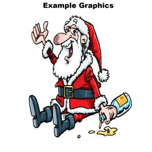 Sloshed Santa 2