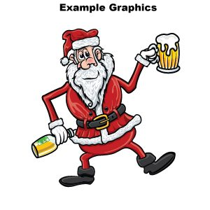 Sloshed Santa 4