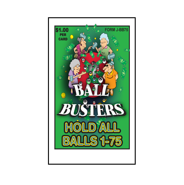 Ball Buster / J-BB75 Card