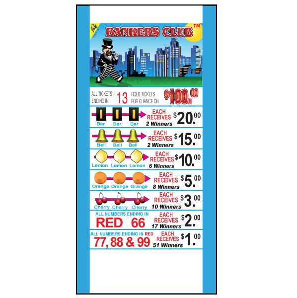 Bankers Club / J-13 / J-BC528 Cards