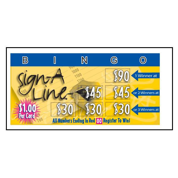 Sign A Line / J-SL120 Card