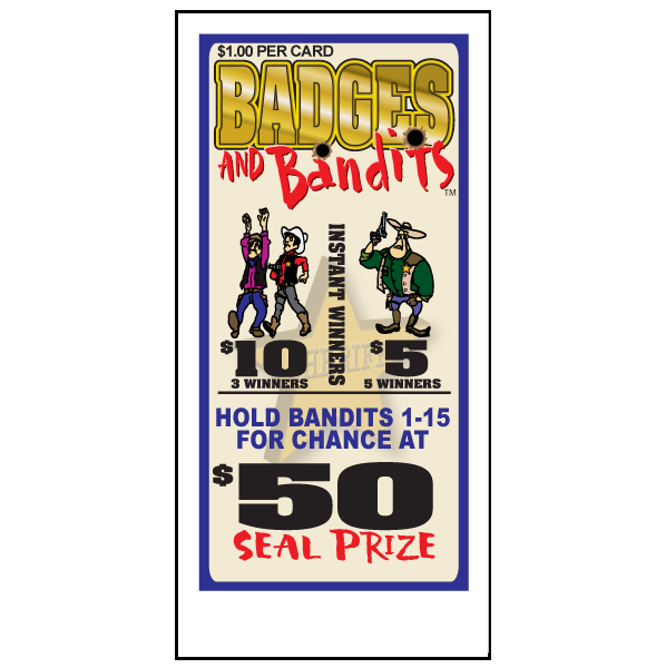 Badges & Bandits / J-BB150 Card