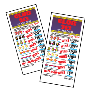 Club 213 / J-213 / J-213 JP Cards