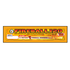 Fireball120 / J-FB75 Card