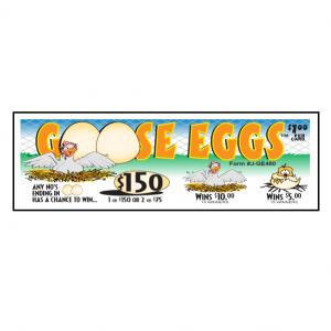 Goose Egg / J-GE480 Card