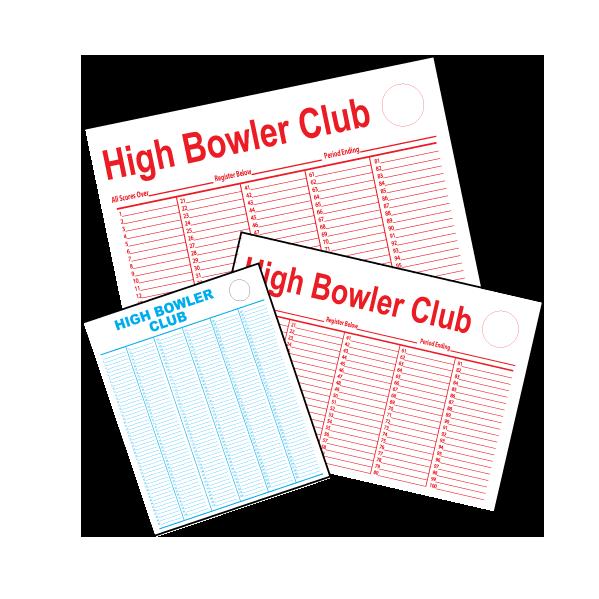 High Bowler Club