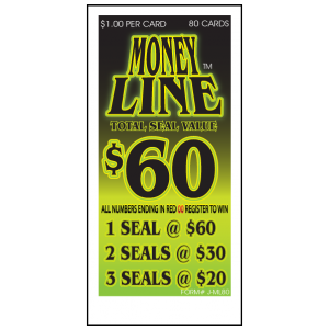 Money Line / J-ML80 Card
