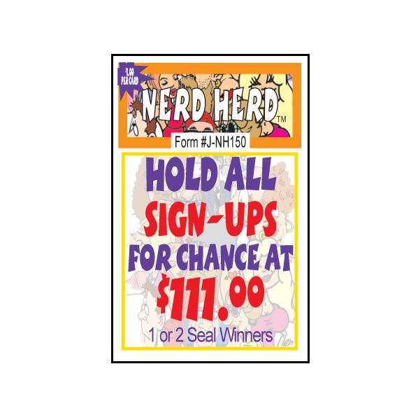 Nerd Herd / J-HN150 Card
