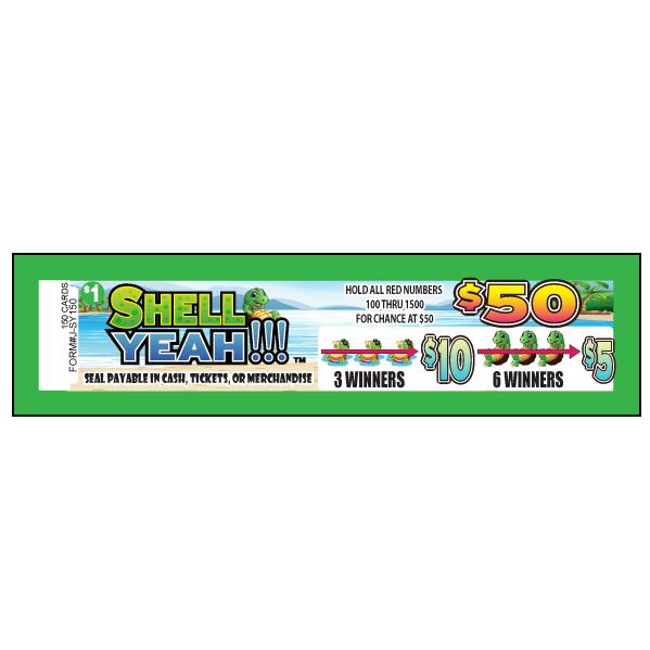 Shell Yeah / J-SY150 Card