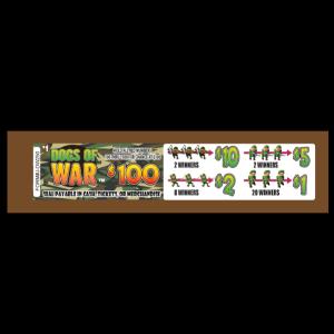 Dogs Of War / J-DW250 Card