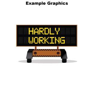Hardly Working 4